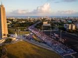 Primero de Mayo 2019. Foto: Ismael Francisco/ Cubadebate.