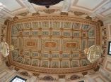 Salón de los Escudos, en el Capitolio de La Habana