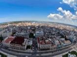 La Habana desde la cúpula del Capitolio de La Habana