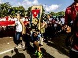 Desfile por el Primero de Mayo, La Habana, Cuba. Foto: Ismael Francisco/ Cubadebate.