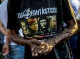 Desfilepor el Primero de Mayo, La Habana. Cuba. Foto: Ismael Francisco/Cubadebate.