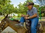 Wifi en la Sierra Maestra. Foto: Ismael Francisco/ Cubadebate.