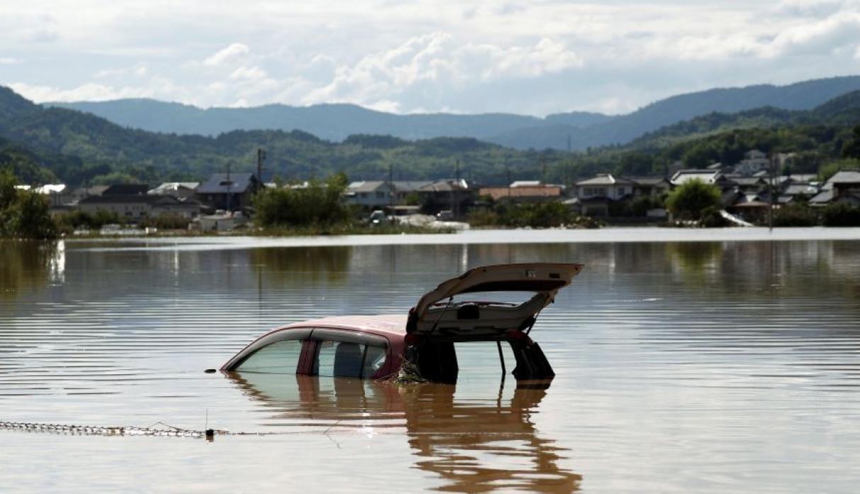 Las inundaciones en Japón ya dejaron un saldo de 70 muertos - Mundo