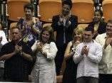 Raúl Castro en la Asamblea Nacional. Foto: Ladyrene Pérez/ Cubadebate