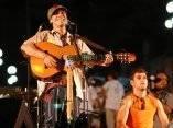 Manu Chao en el Concierto Homenaje al Che Guevara