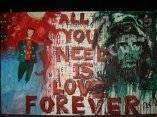 Cuadros dibujados durante Concierto Homenaje al Che Guevara