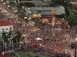 Multitudinaria marcha sandinista demostró que el pueblo está junto a Daniel y al FSLN