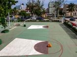 Cancha de baloncesto del Club 500. Foto: Abel Padrón Padilla/Cubadebate