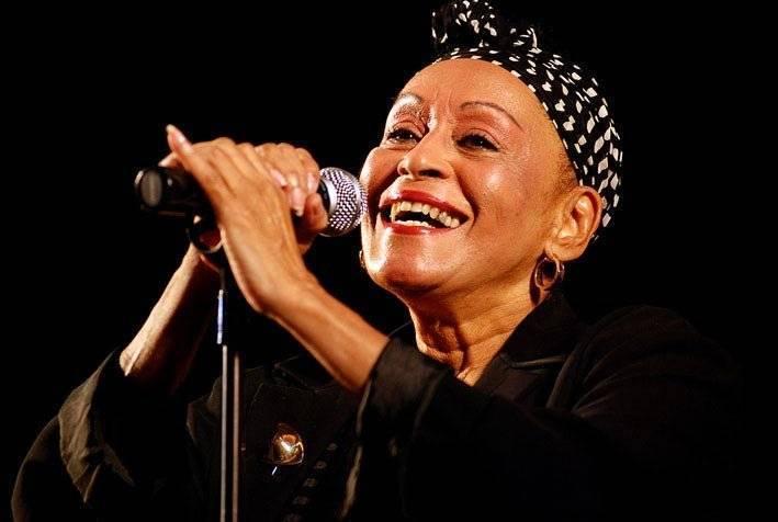Omara Portuondo llevará la música cubana a EE.UU., Europa y Sudamérica
