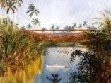 Palma Real: Puente del Tren de la Palma Río Cristal de Armando Menocal.