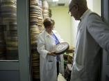 El 4 de septiembre de 2018 comenzó la inspección integral del Archivo Fílmico del ICRT. Foto: Irene Pérez/ Cubadebate.