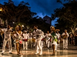 La contagiosa alegría de los cubanos. Foto: Abel Padrón Padilla/Cubadebate