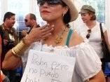 """Olga Tañon """"Perdón no puedo hablar"""""""