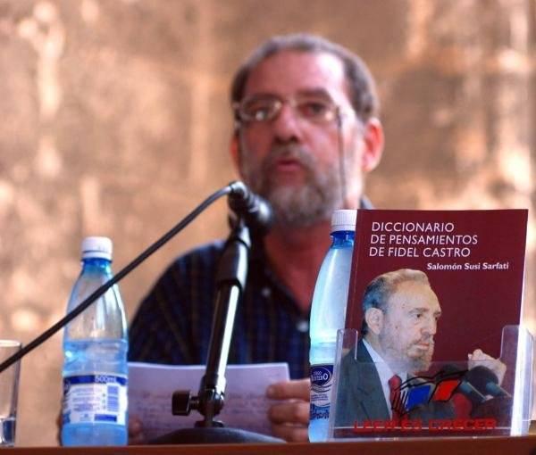 Textos sobre Fidel, protagonistas en quinta jornada de Feria del Libro
