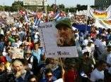 Primero de Mayo. Foto: José Raúl Concepción/ Cubadebate.