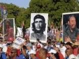 CUBA DESFILE DEL PRIMERO DE MAYO