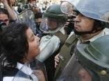 Chile Student Protest