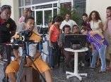 Equipo de realizacion de la pelicula Esteban. Foto: Ismael Francisco/Cubadebate.