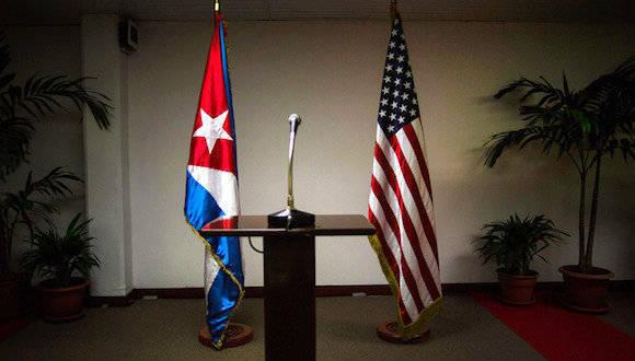 Destacan en Colombia relaciones diplomáticas entre EE.UU. y Cuba