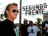 Sean Penn en Cuba