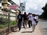 Sean Penn visita la Isla de la Juventud en Cuba