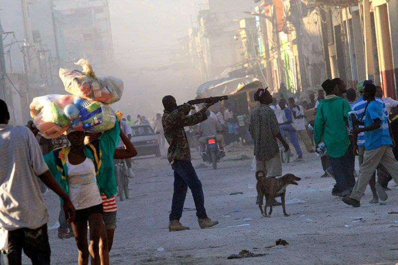 El terremoto no es lo peor en Haití