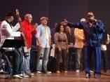 Concierto que realizara la Orquesta en diciembre de 2009, por la celebración de sus 40 años.