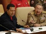 CUBA-VENEZUELA-RAUL-CHAVEZ-CABRISAS-10 AÑOS DE CONVENIO BILATERA