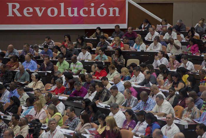 VII Congreso del Partido Comunista de Cuba(PCC)