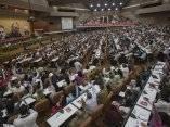 Apertura del VII Congreso del Partido Comunista de Cuba. Foto: Ismael Francisco/ Cubadebate