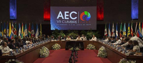 Cumbre de la AEC, oportunidad para gestar el turismo sostenible