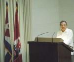 Raul Castro VI Pleno del Comité Central del PCC