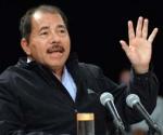 Daniel Ortega en Mesa Redonda de la Televisión Cubana, el 22 de abril de 2009.
