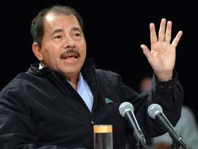Daniel Ortega rindió tributo a Comandante de la Revolución cubana Juan Almeida