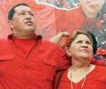 Línea de Chávez: Madre Santa, Maisanta..