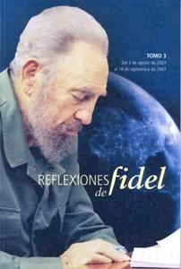 Portada: Reflexiones de Fidel (Tomo 3)