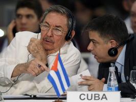 Raúl Castro Ruz y Felipe Pérez Roque