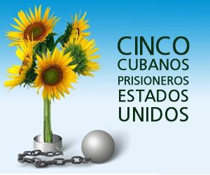Cinco Cubanos Prisioneros en Estados Unidos