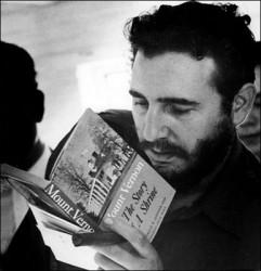 Presentarán en Cuba un diccionario del pensamiento de Fidel Castro (+ Fotos)