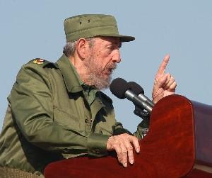 """Fidel: """"No vacilamos en sugerirles a los gobernantes de Estados Unidos que sean más serenos, más sensatos, más cuerdos y más inteligentes."""""""