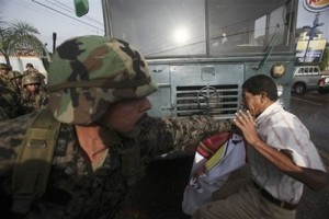 Honduras Referendum