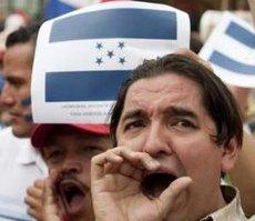 Convocan manifestación contra retiro de Honduras del ALBA