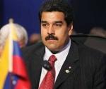 Nicolás Maduro: El avión despegó a Tegucigalpa