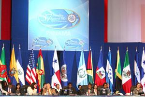OEA reanuda Asamblea General que debate suspensión de Honduras