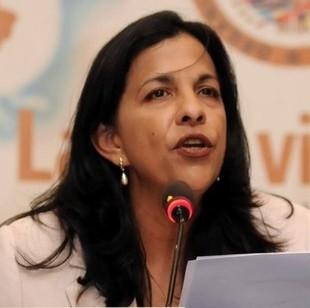 Patricia Rodas, canciller de Honduras