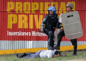 HONDURAS-COUP-UNREST