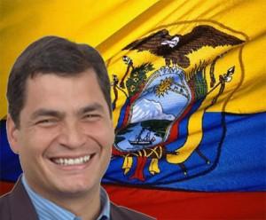 Correa envía un abrazo y agradece al pueblo cubano