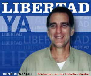 René González Sehwerert, Cubano Prisionero en los Estados Unidos
