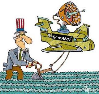 Despilfarro tecnológico para guerra psicológica contra Cuba