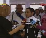 recibimiento_periodistas_VTV_Telesur